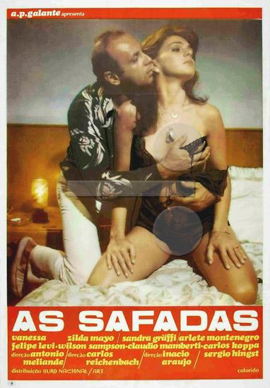 AsSafadas_Cartaz